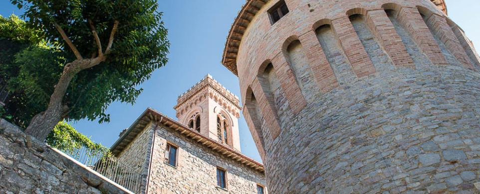 Ślub na granicy Umbrii i Toskanii. Część II czyli jak się znajduje magiczne miejsce na ślub
