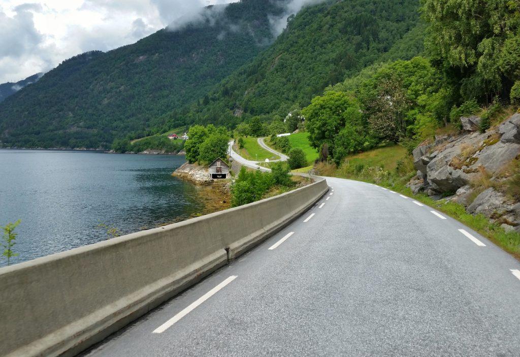 image-29-1024x704 Norwegia - droga krajowa nr 13 Lato 2016 Norwegia
