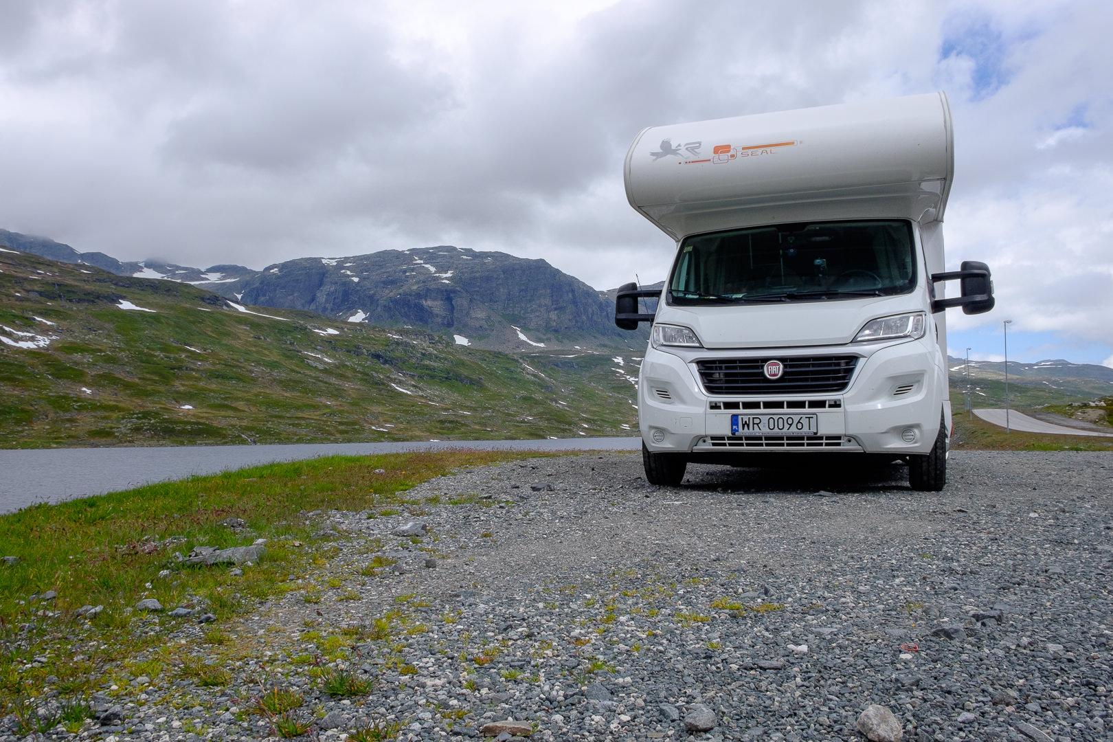 DSCF2431 Kamper czyli jak rodziła się nasza fascynacja Lato 2016 Norwegia