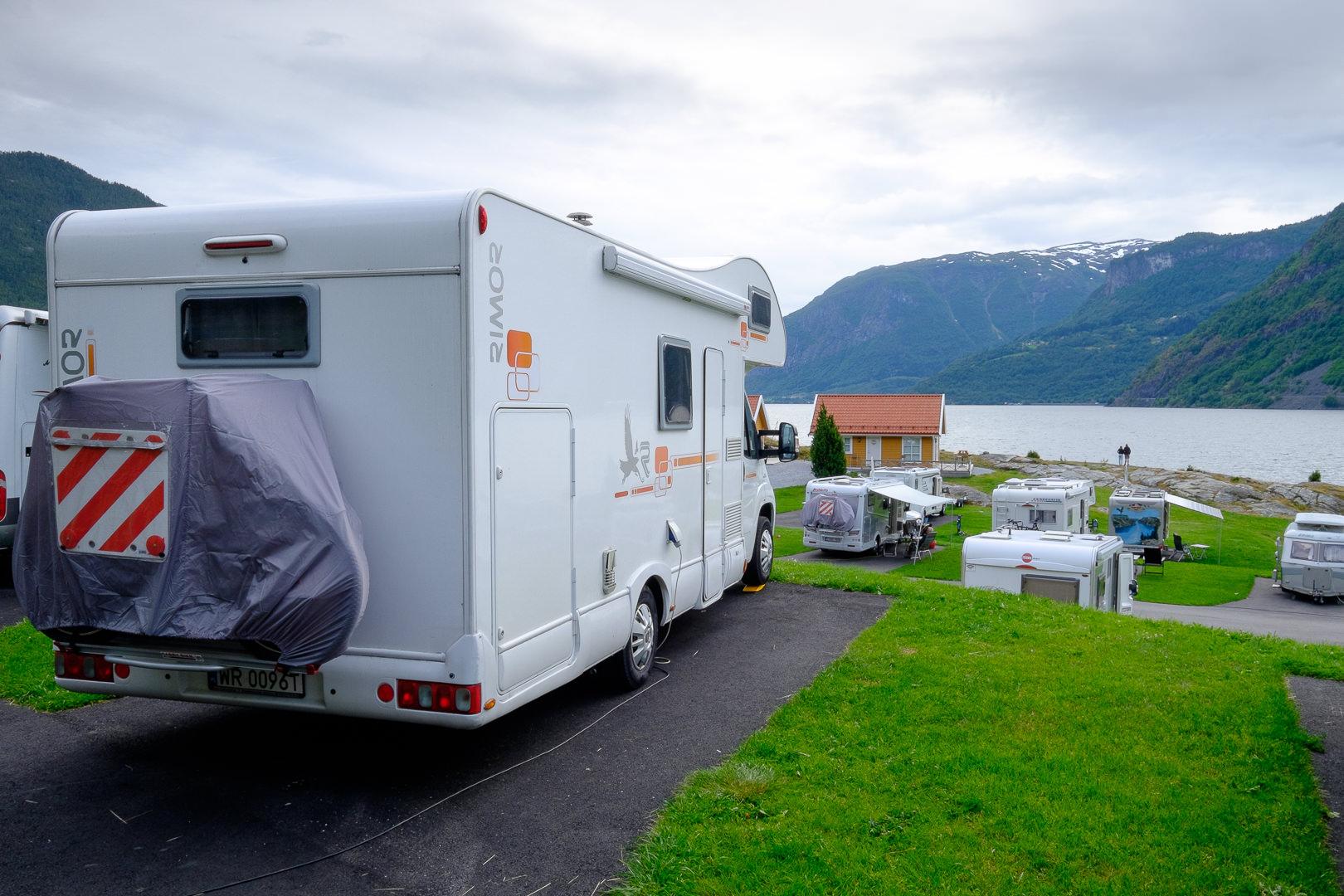DSCF2479 Kamper czyli jak rodziła się nasza fascynacja Lato 2016 Norwegia