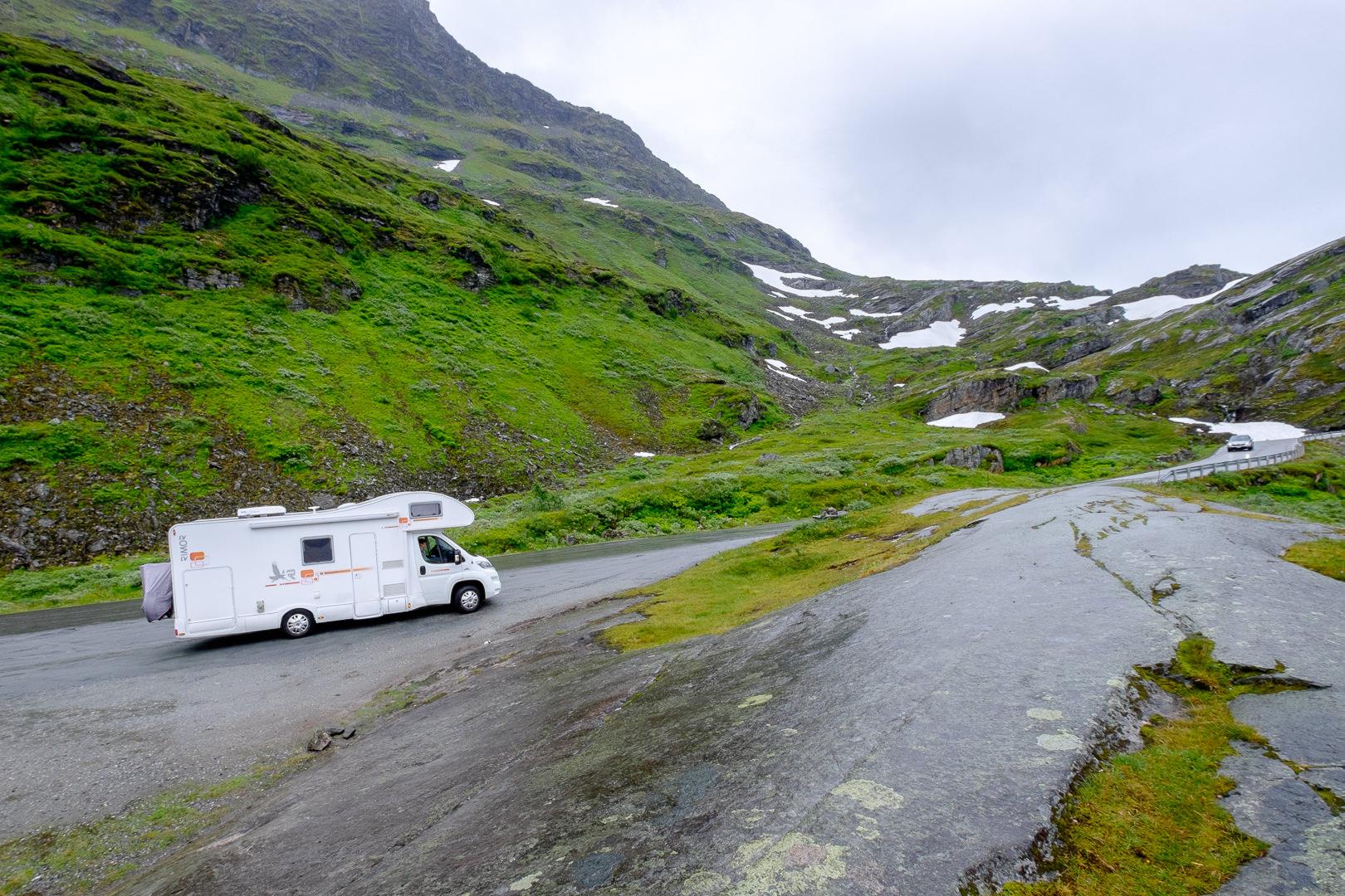 DSCF2725 Kamper czyli jak rodziła się nasza fascynacja Lato 2016 Norwegia