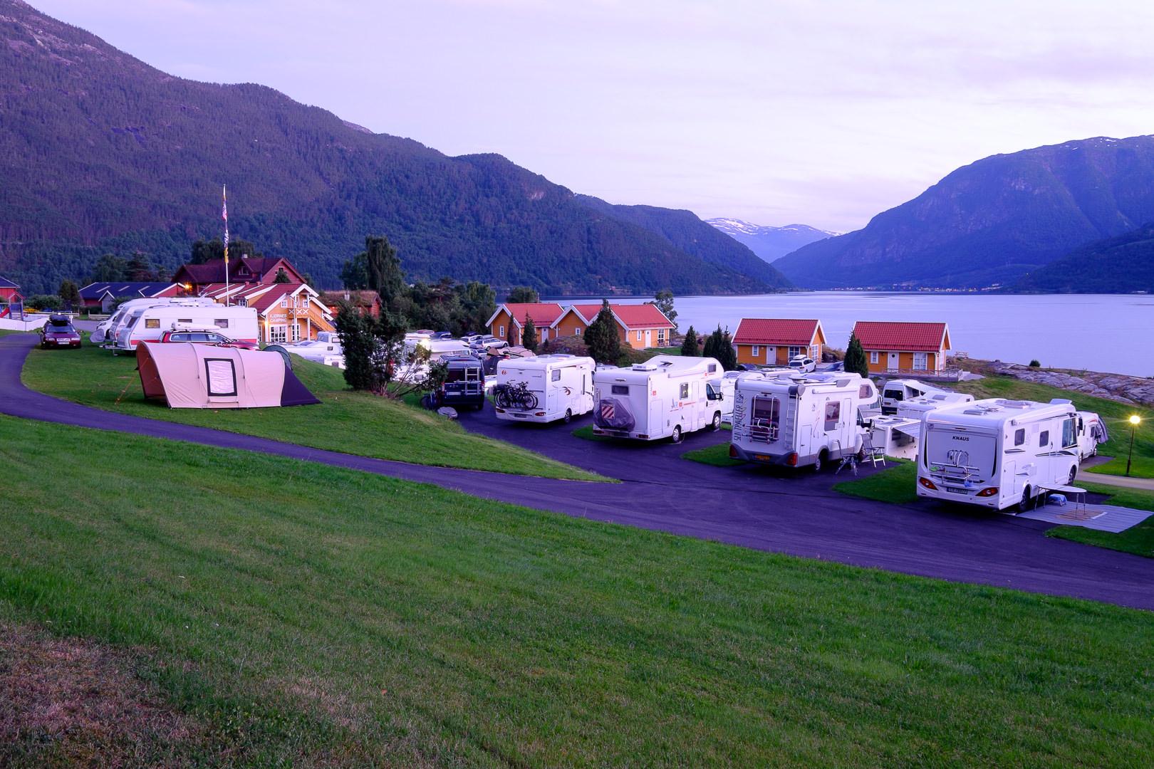 DSCF2804 Kamper czyli jak rodziła się nasza fascynacja Lato 2016 Norwegia