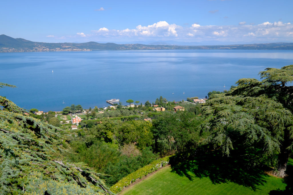 Bracciano-widok-z-zamku-002-1024x683 Włochy we wrześniu. La Vita è bella Motorhome