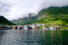 Norwegia kamperem